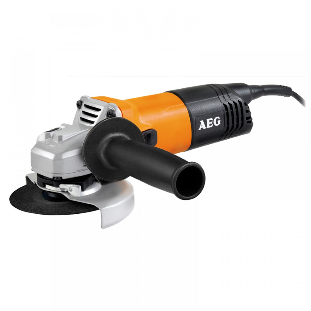 "AEG WS 6-100 4"" (100 mm) ANGLE GRINDER"
