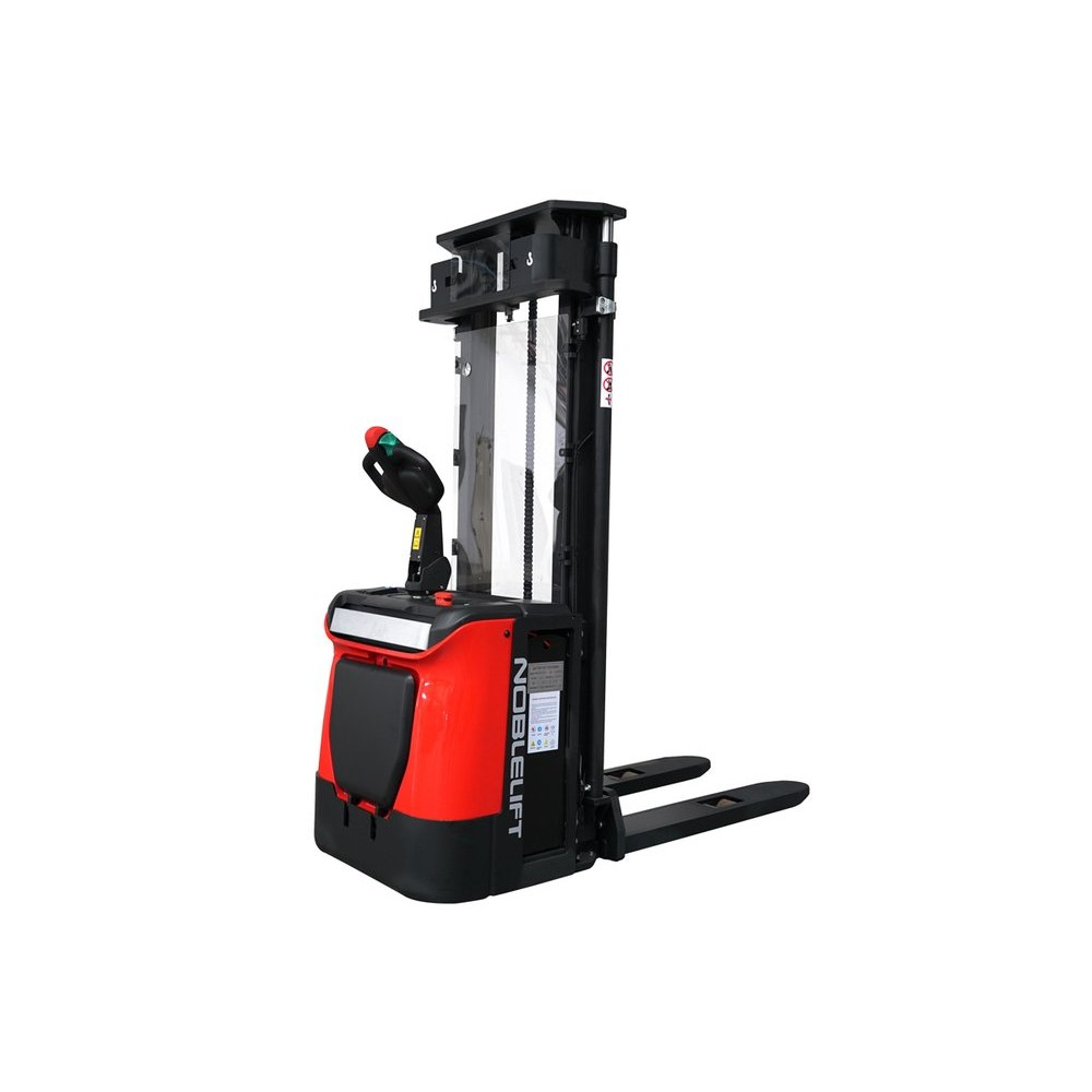NOBLIFT FULL-ELECTRIC STACKER PS 16N 53