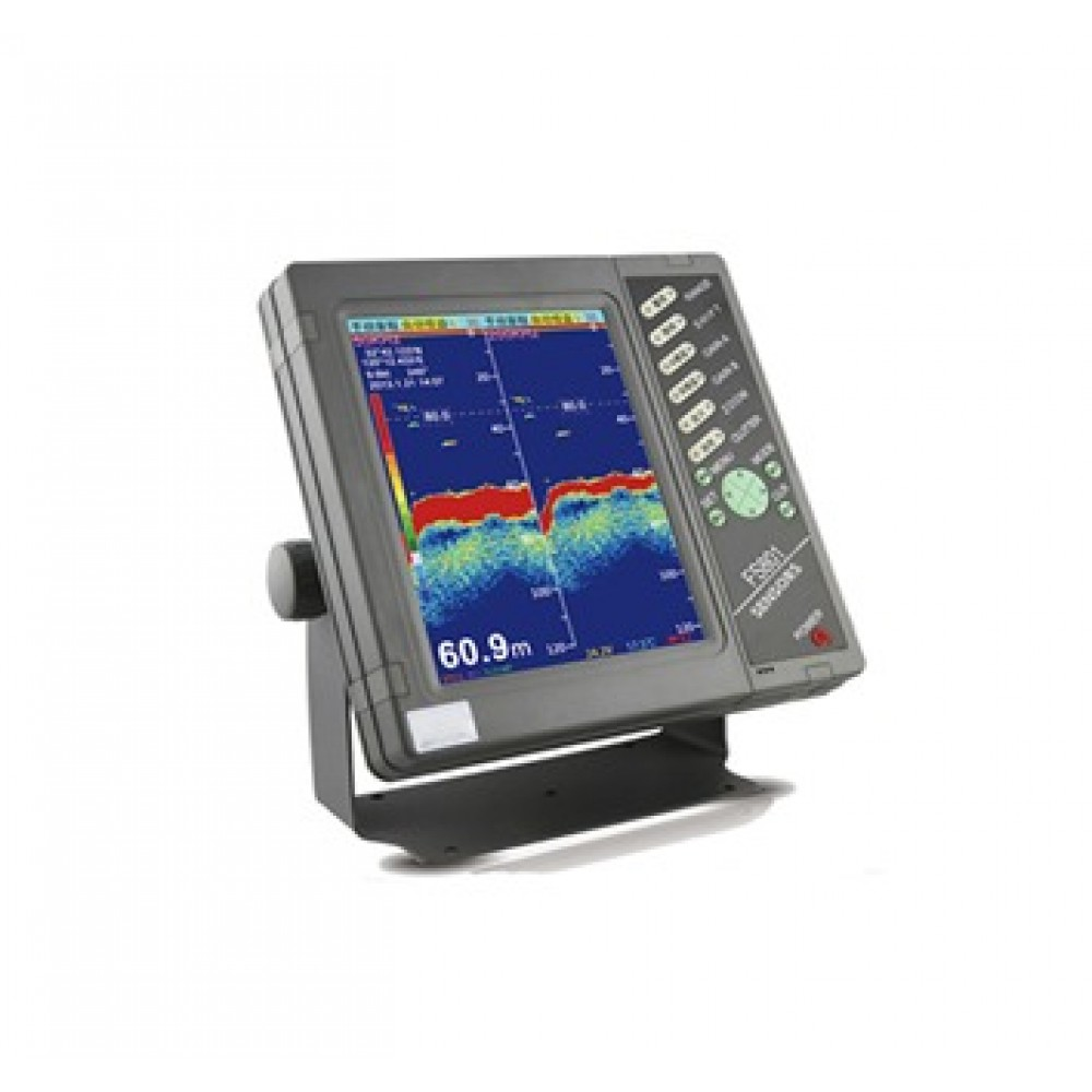 SENSORS FS801S DUAL FREQUENCY FISH FINDER