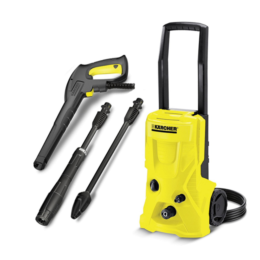 KARCHER HIGH PRESSURE CLEANERS K4 BASIC