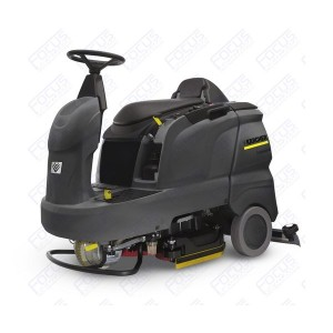 Ride On Scrubber Driers B 90 R Classic Bp